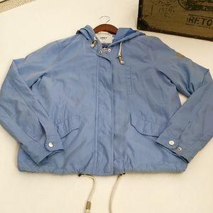 Only Skylar Parka Jacket Light Powder Blue